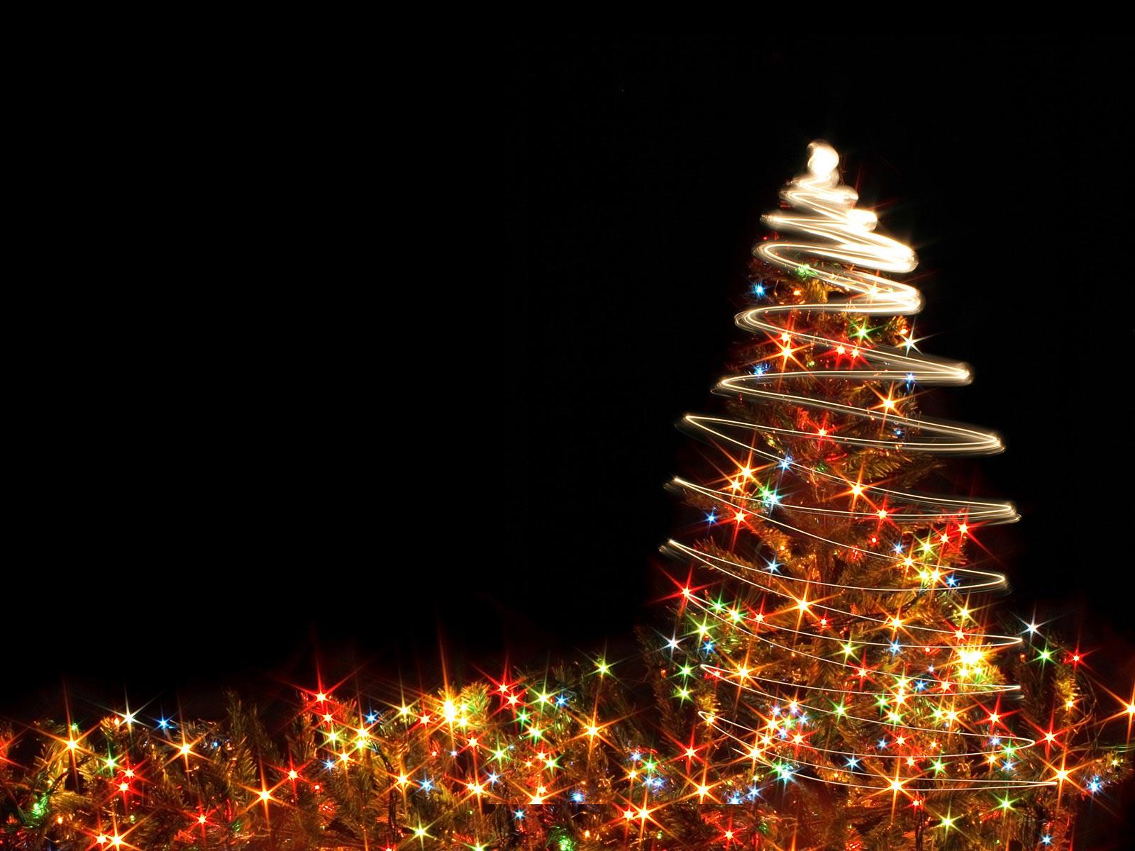 Sfondo Natalizio - Albero di Natale