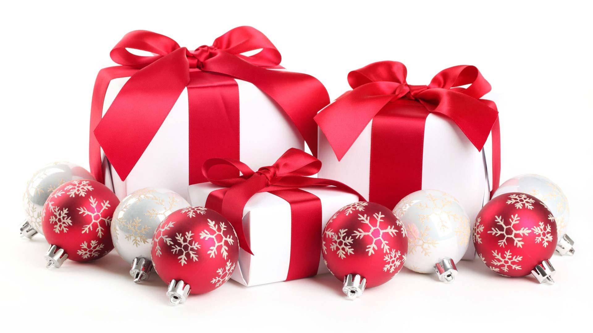 Sfondo Natalizio - Sfondo desktop regali di Natale