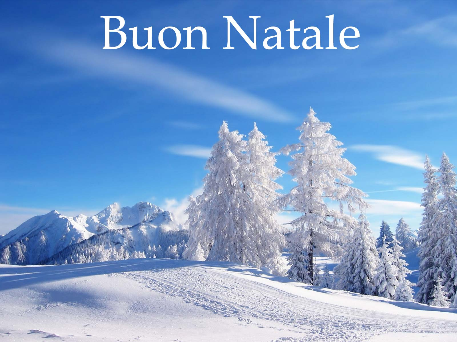Sfondo Natalizio - Sfondo desktop Buon Natale