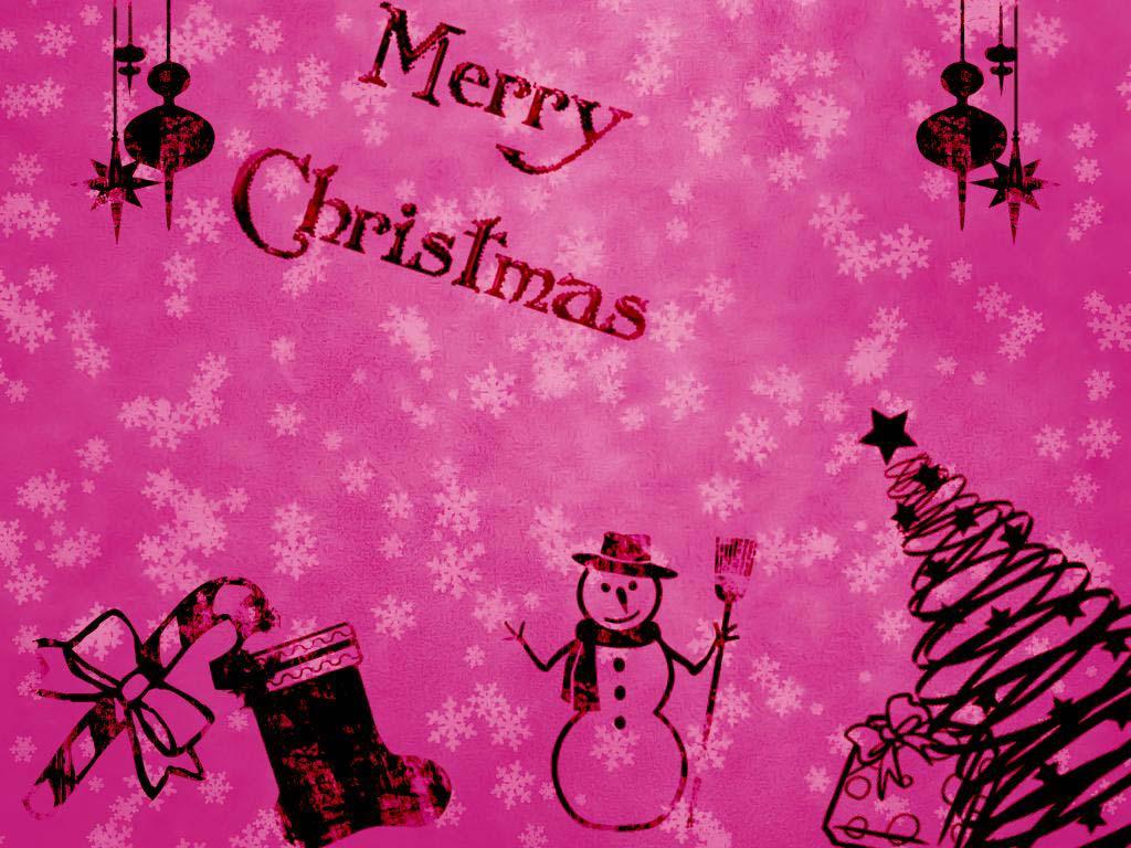 Sfondo Natalizio - Sfondo Desktop di Natale Merry Christmas