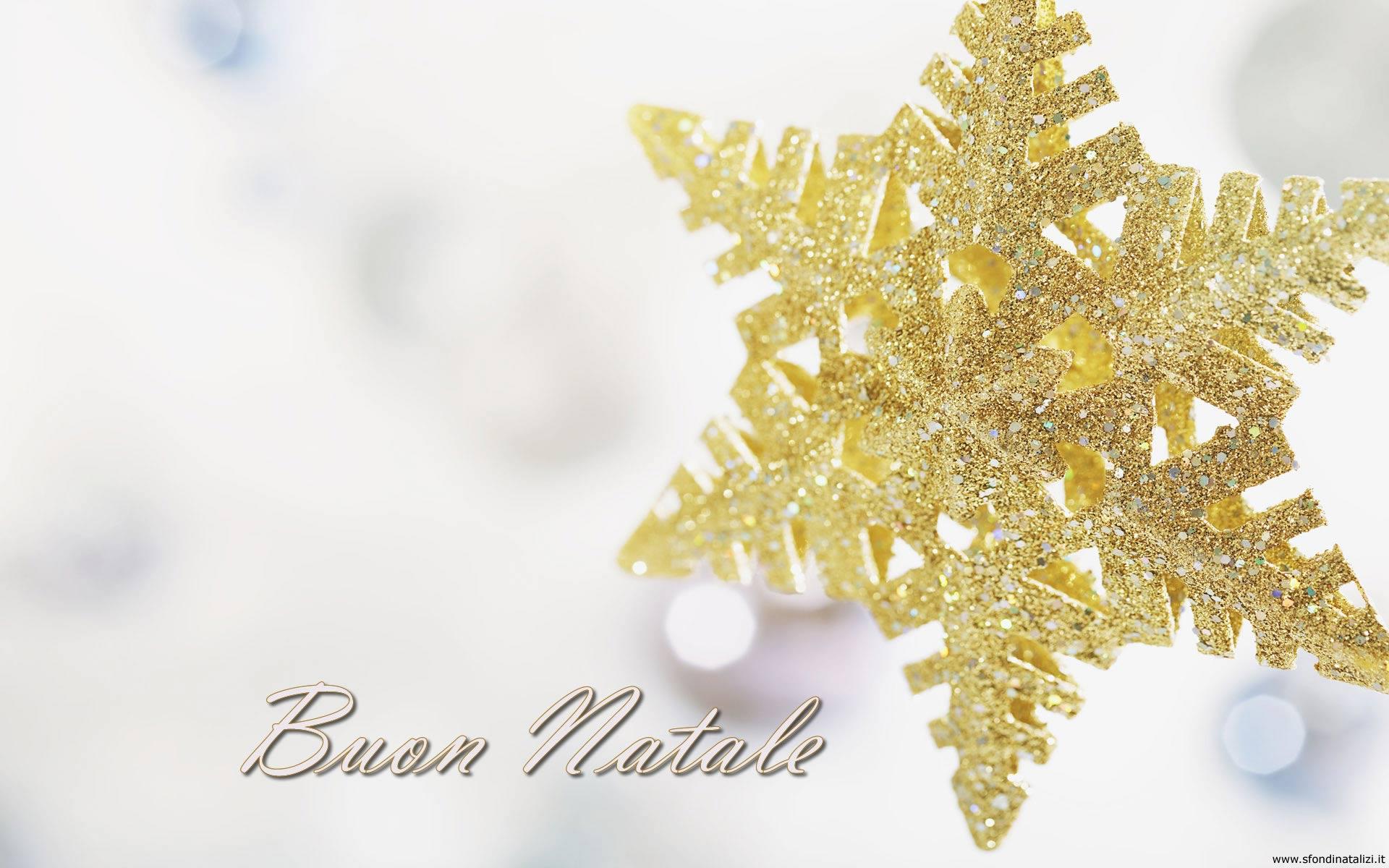 Sfondo Natalizio - Decorazione albero di Natale