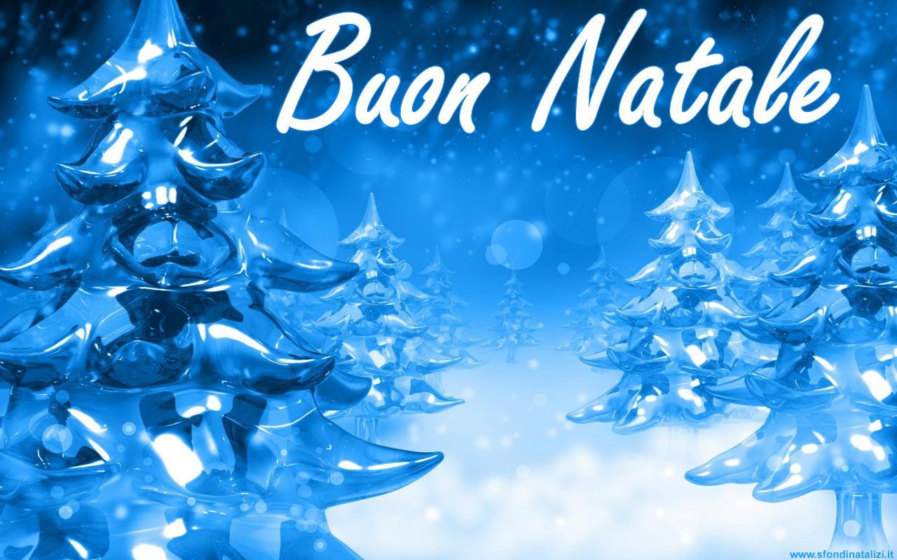 Immagini Di Natale Desktop.Sfondo Natalizio Sfondi Desktop Alberi Natale