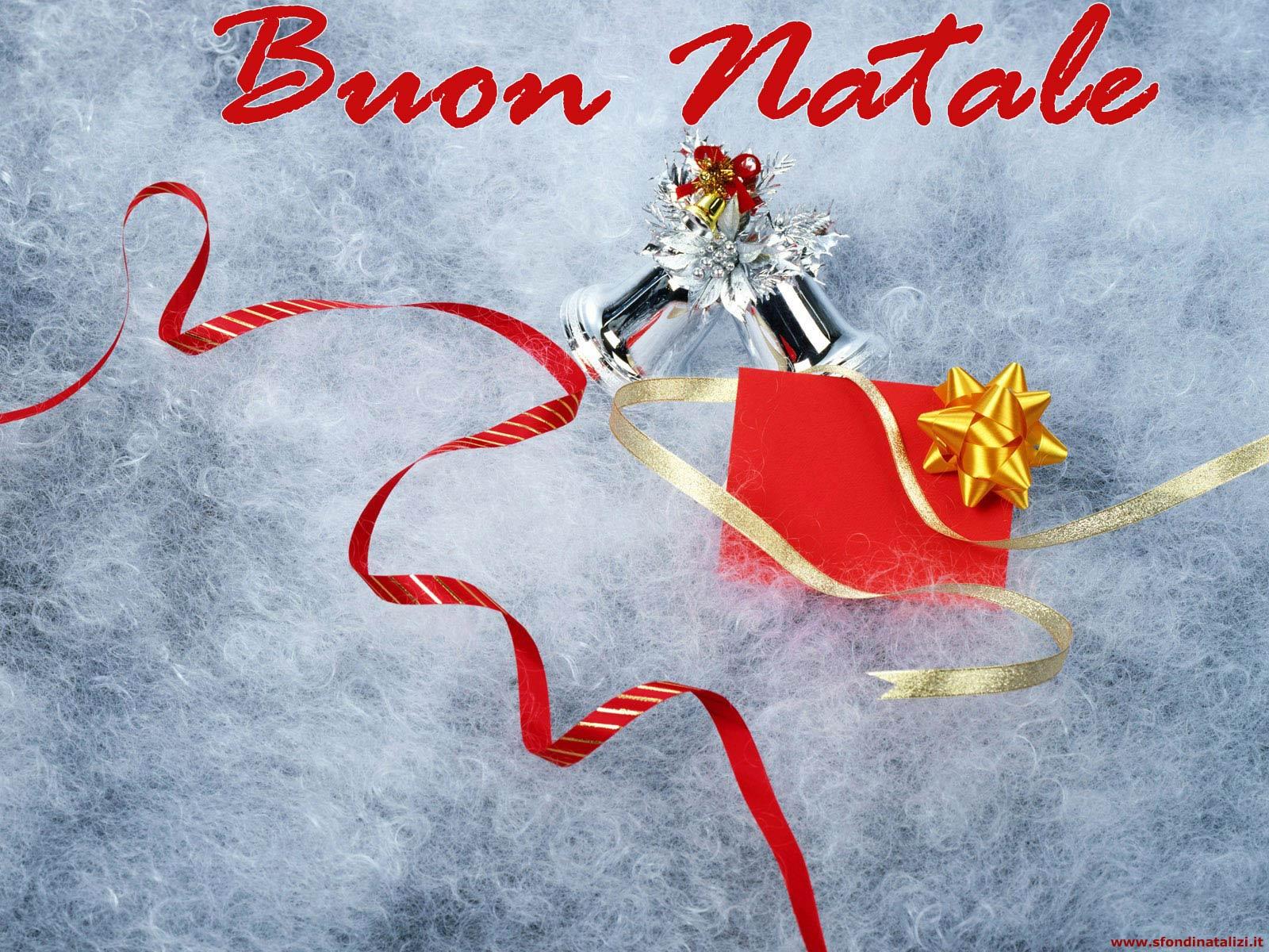 Sfondo Natalizio - Sfondo Buon Natale