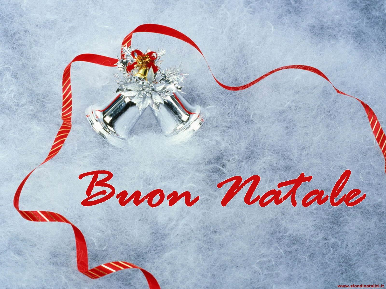 Sfondo Natalizio - Sfondo Campane di Natale