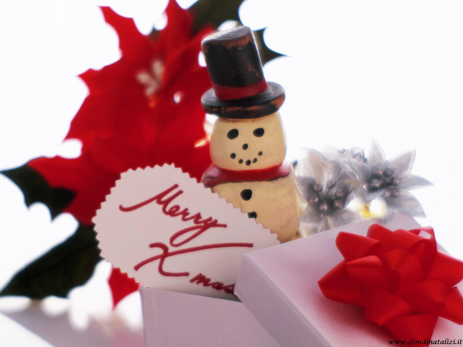 Sfondo Natalizio - Sfondo di Natale
