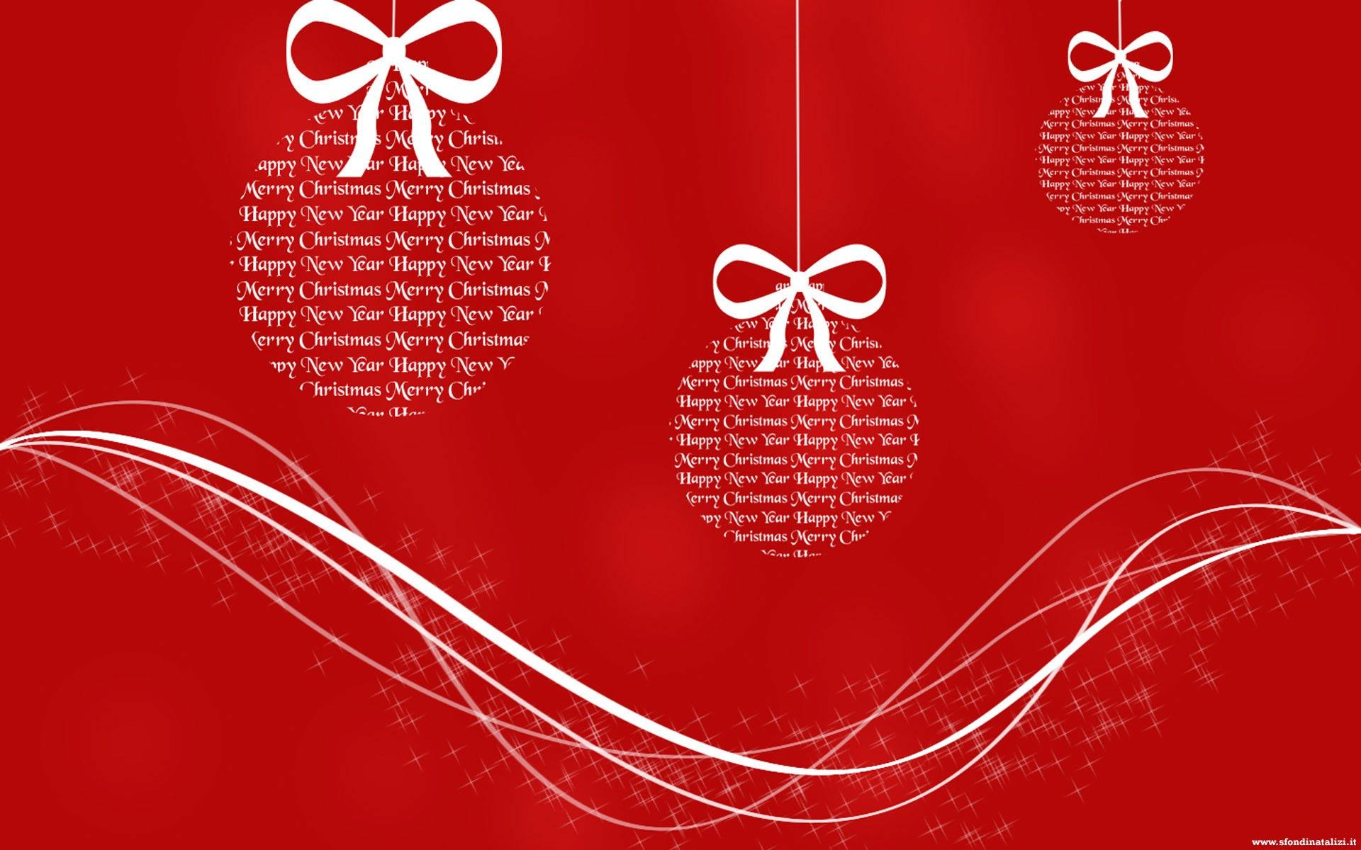 Sfondo Natalizio - Sfondo Natale desktop