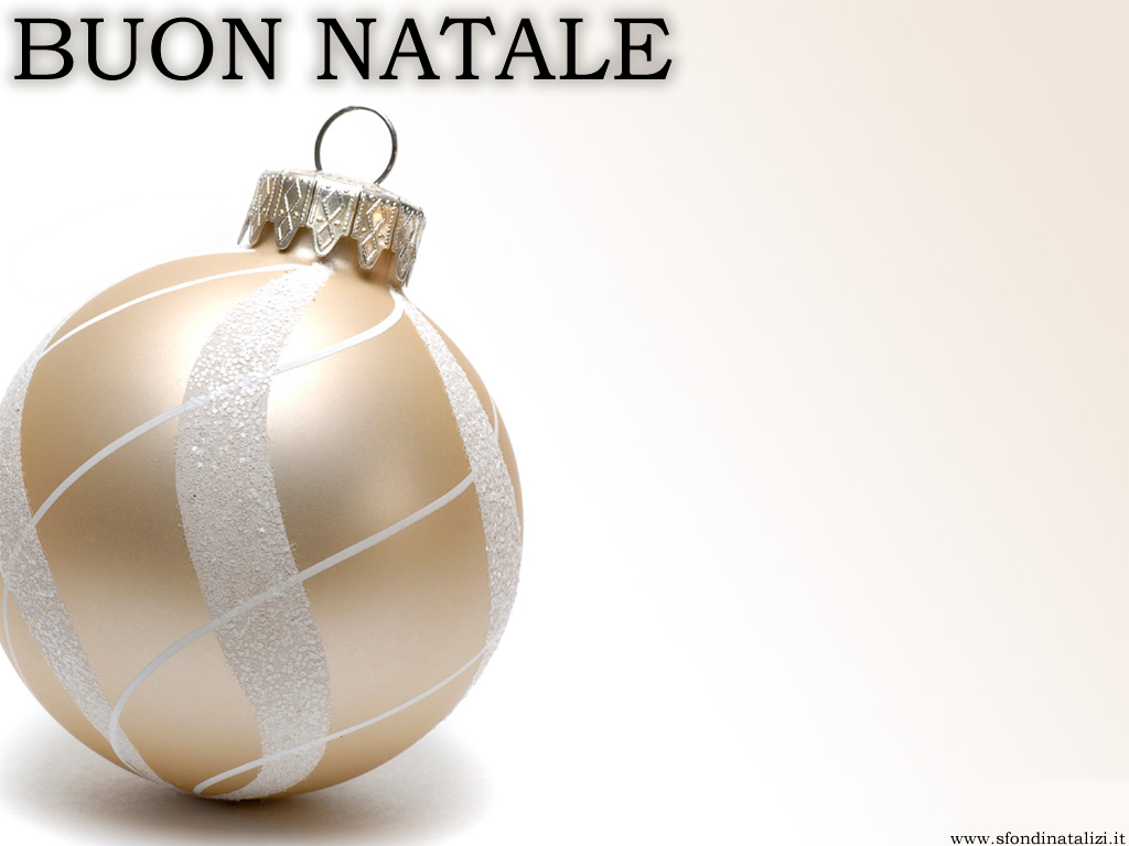 Sfondo Natalizio - Sfondo Pallina natalizia
