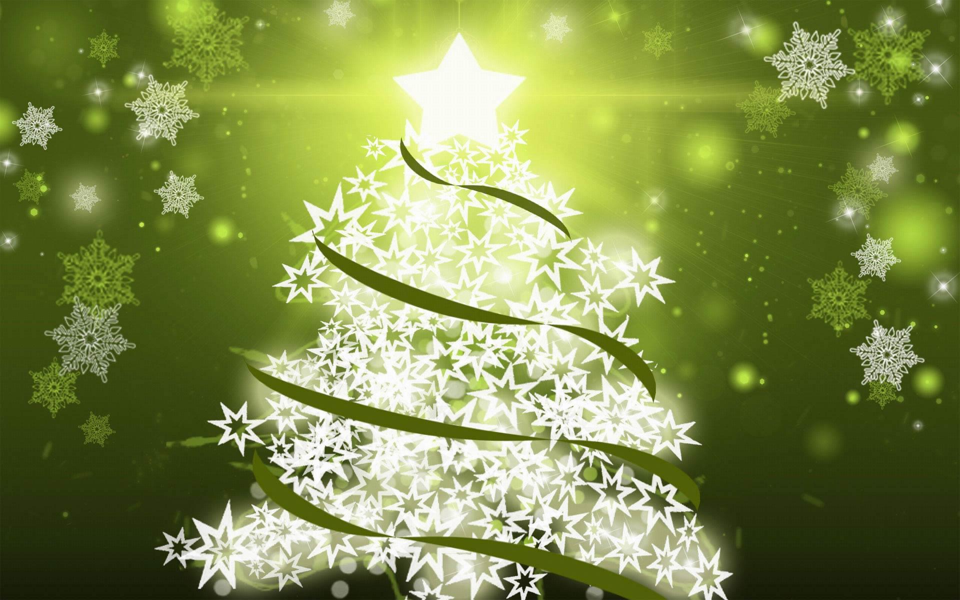 Sfondo Natalizio - Sfondi Natalizi Albero di Natale