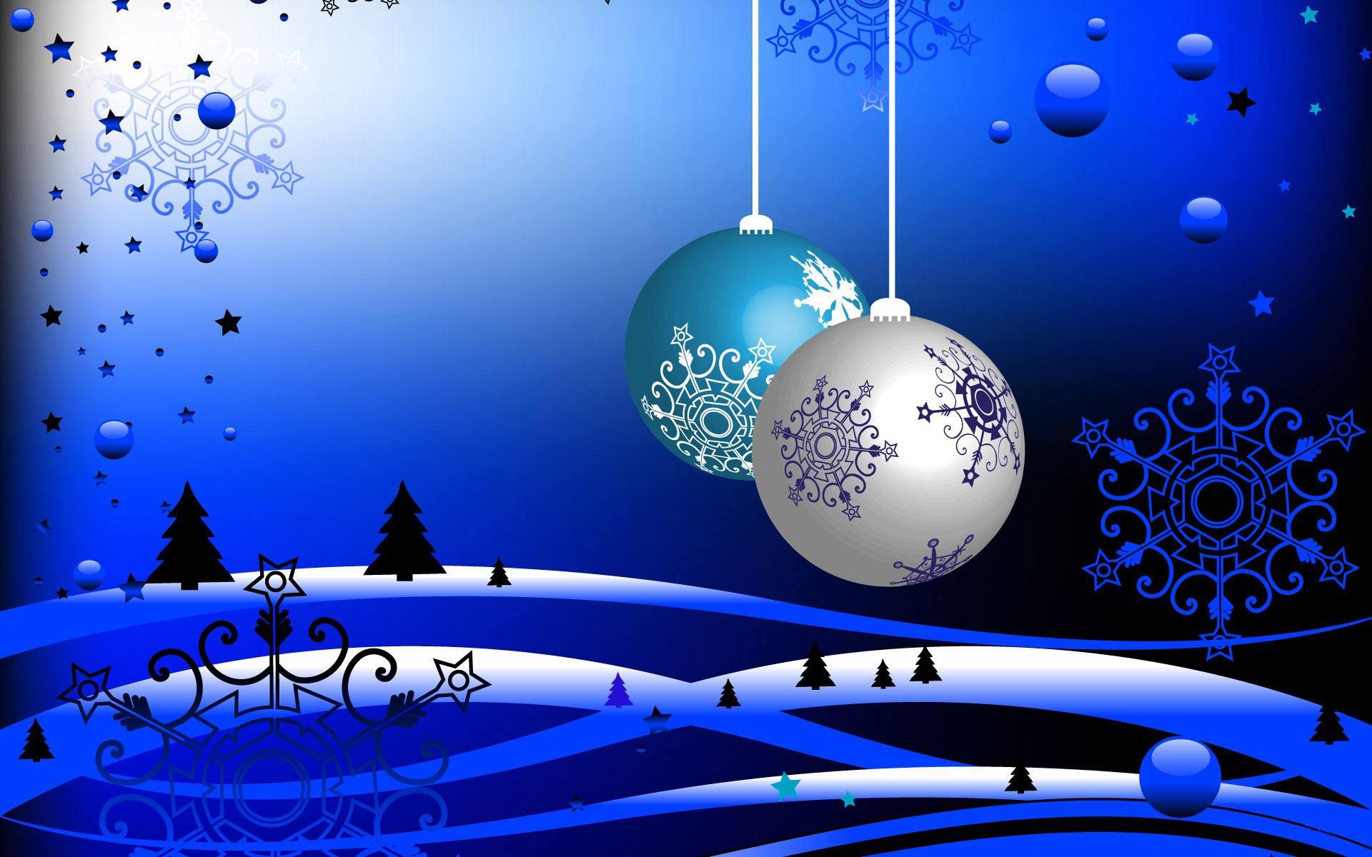 Sfondo Natalizio - Sfondi Palline di Natale