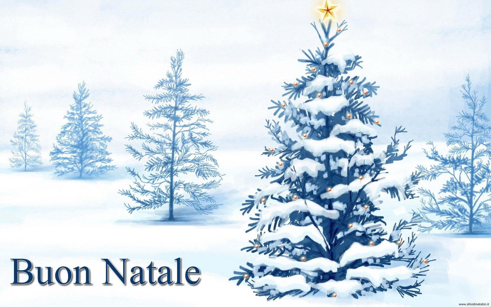 Sfondo Natalizio - Sfondo natalizio Albero