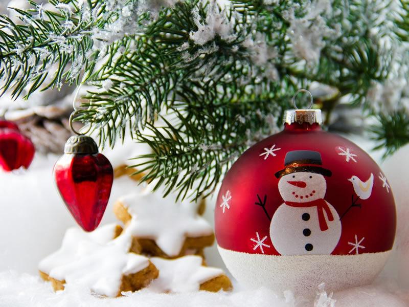 Sfondo Natalizio - Bello sfondo desktop natalizio