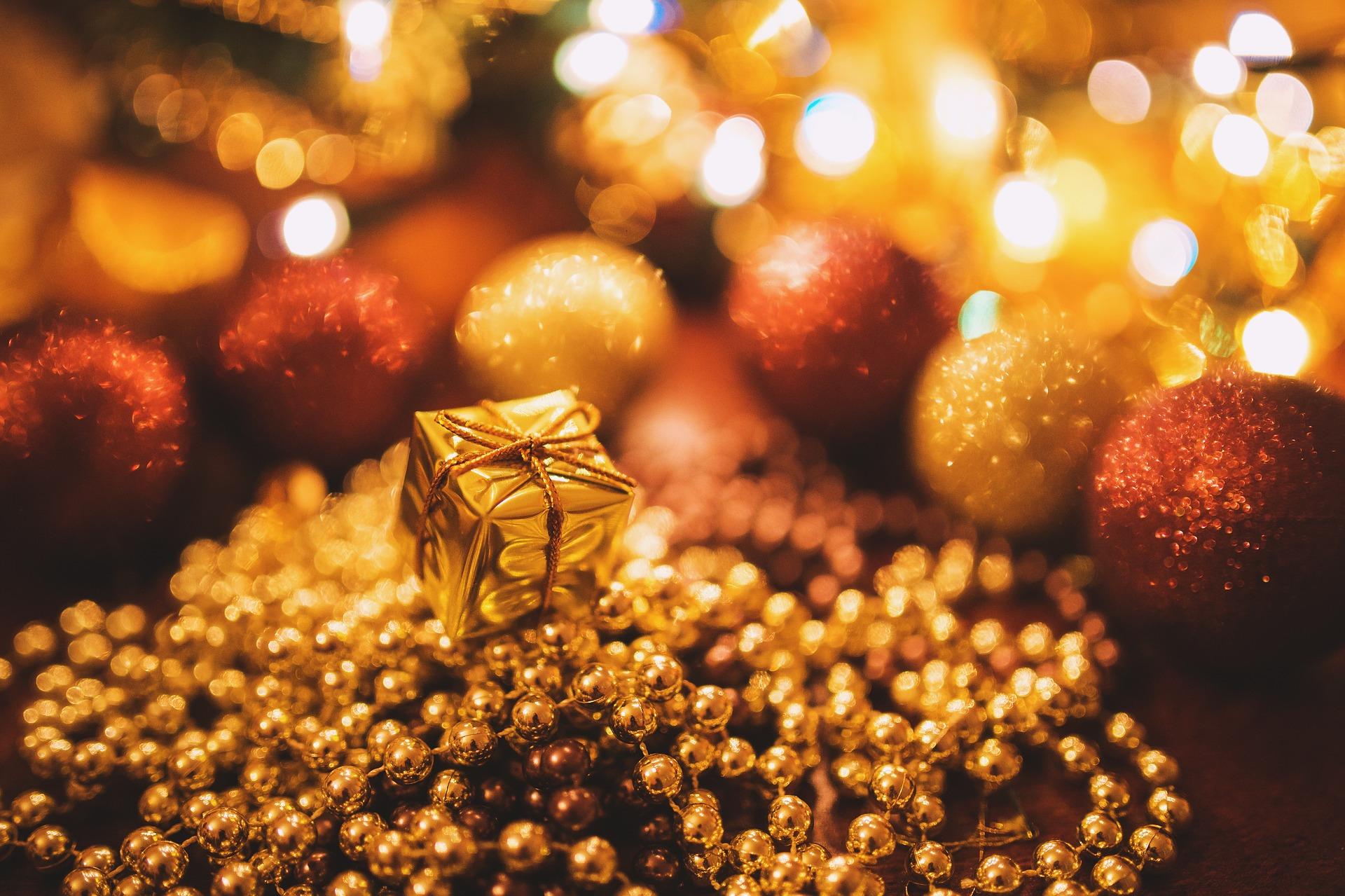 Sfondo Natalizio - Sfondi Decorazioni desktop natalizie