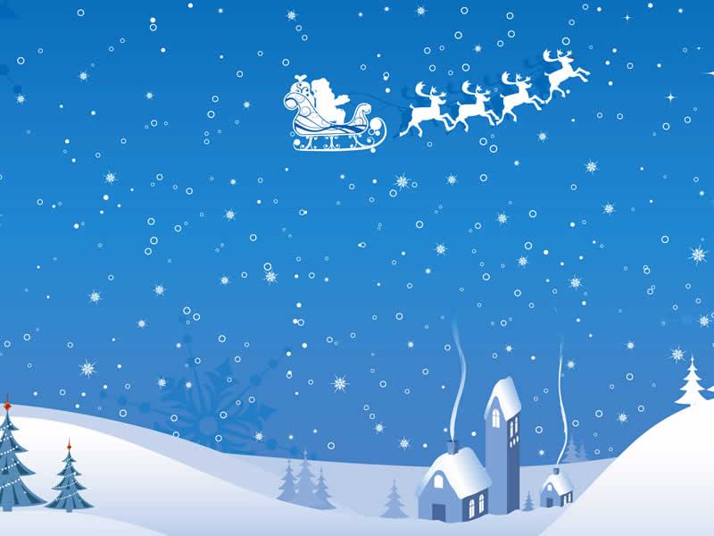 Sfondo Natalizio - Immagine di Natale