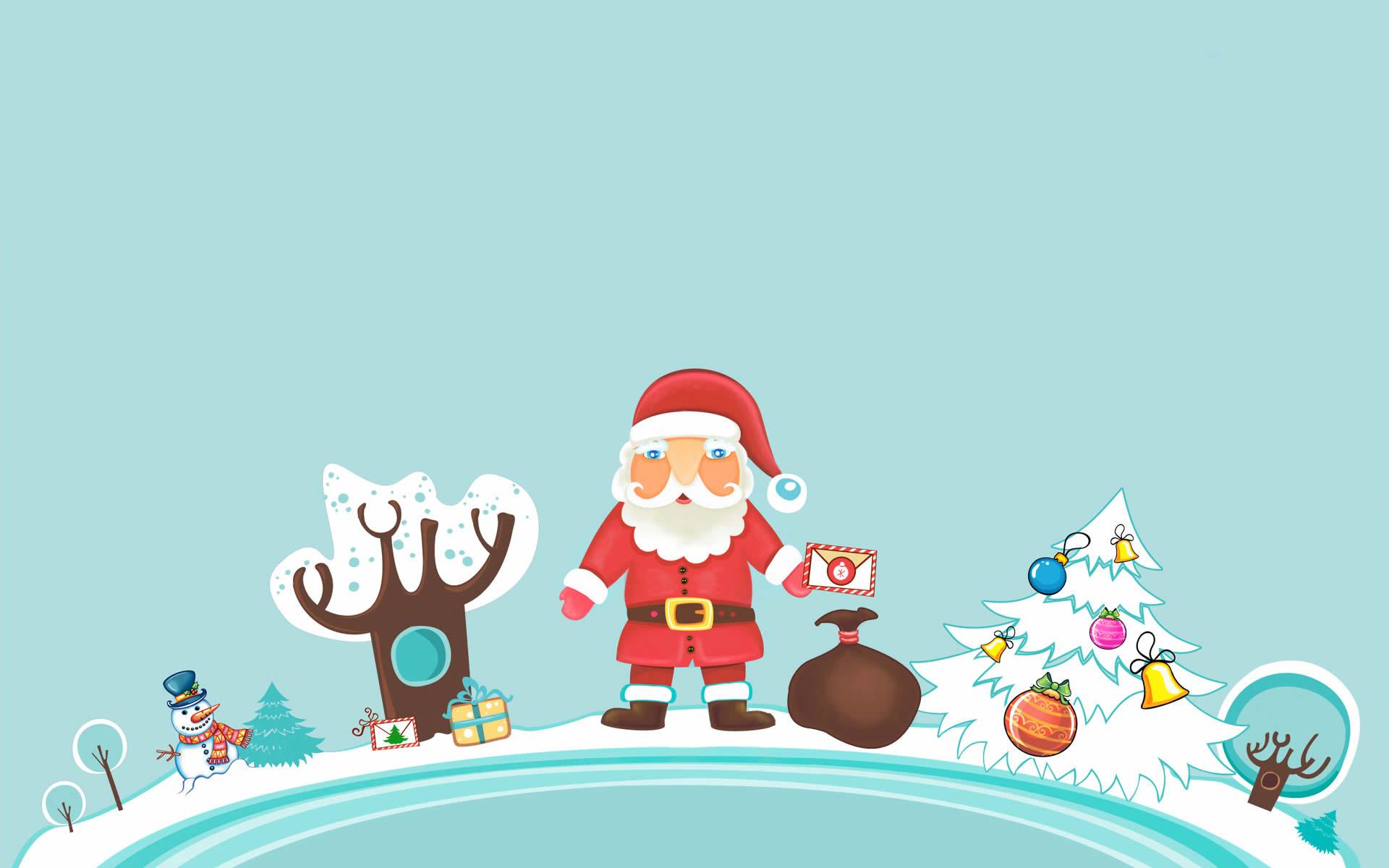 Sfondo Natalizio - Immagini desktop natalizie