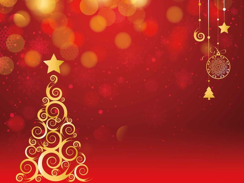Sfondo Natalizio - Sfondi desktop natalizi albero