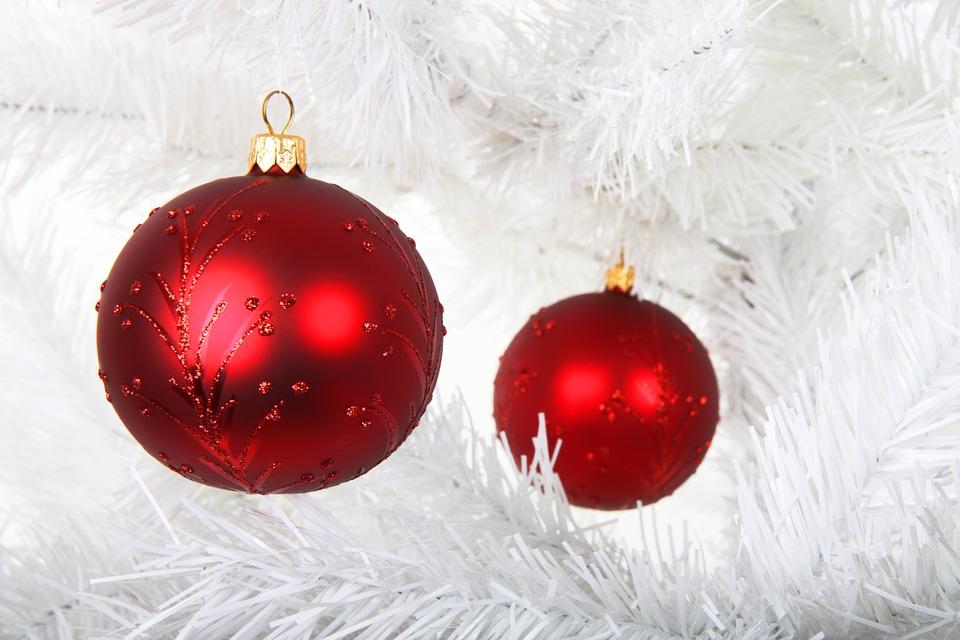 Sfondo Natalizio - Sfondi desktop natalizi palline