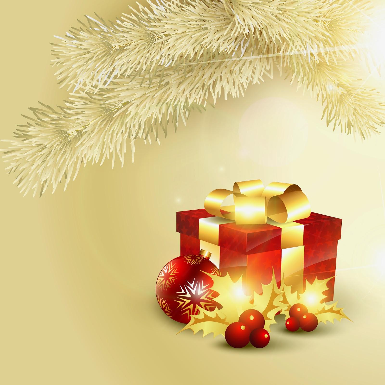 Sfondo Natalizio - Sfondi natalizi doni
