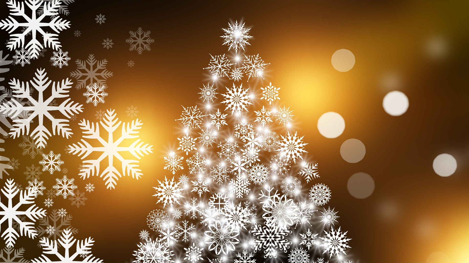 Sfondo Natalizio - Sfondi natalizi gratis albero